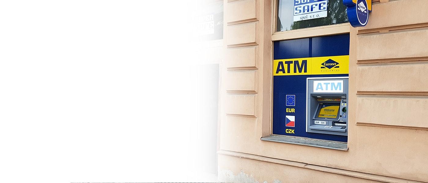 Pomocí našeho kalkulátoru zjistíte, zda splňujete kritéria nároku na bankomat Euronet.