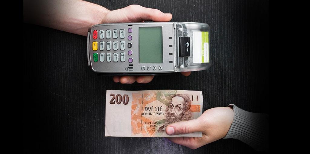 Jak byste postupovali, kdyby selhaly digitální platební systémy?